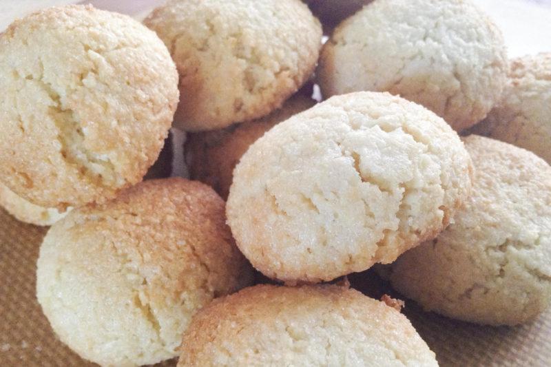 Biscoitos de Amaretto