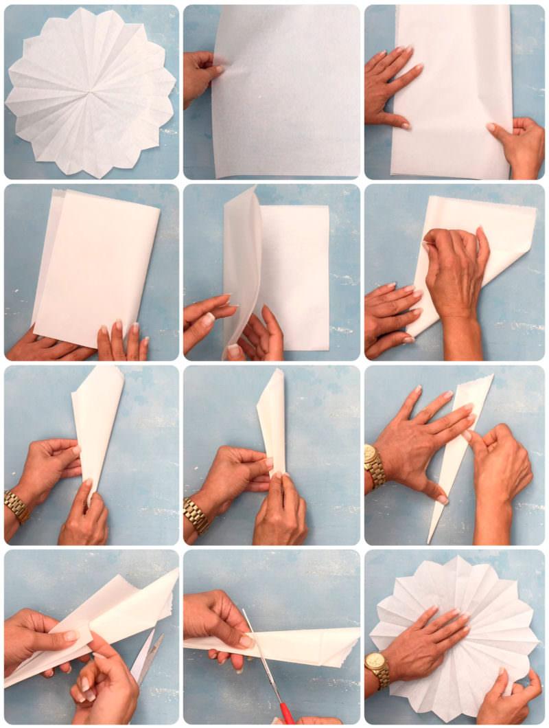 Cortar-papel-em-Estrela2