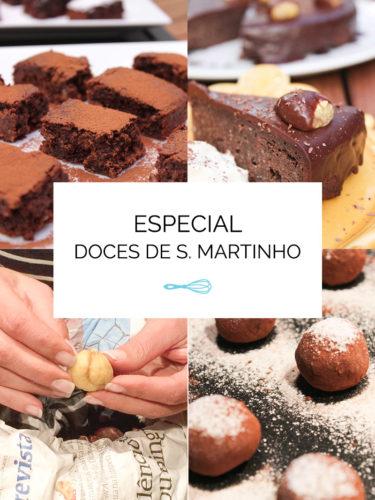 Doces de São Martinho