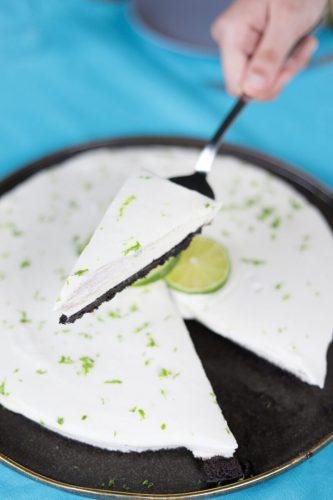Cheesecake de lima destaque site