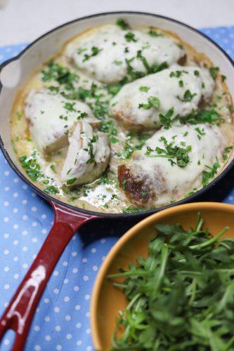 frango mozzarella bechamel destaque site