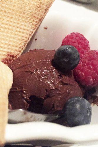 gelado chocolate destaque